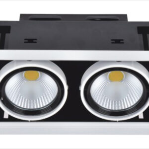 AR215 - Grille COB downlight - 30W