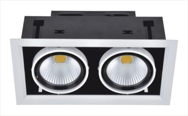 AR215 - Grille COB downlight - 30W