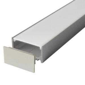 AEX -28 - Aluminium Strip profile
