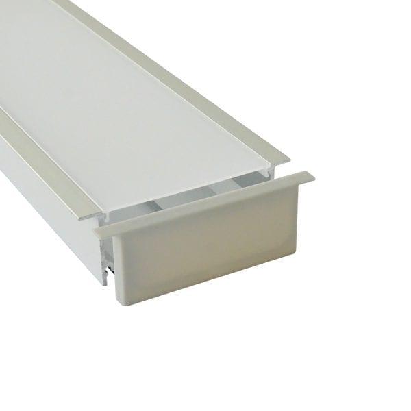 AEX -55 - Aluminium Strip profile