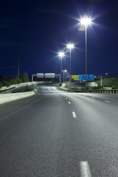 LES60 - LED 60W Street Light