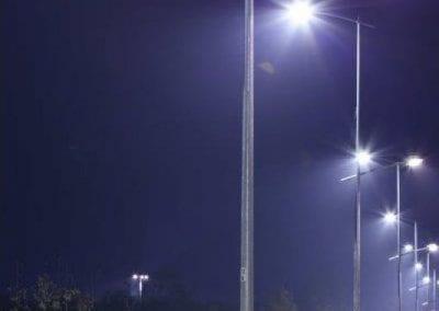 DPTI Solar LED lighting