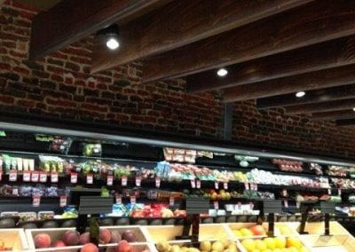 Foodland Para hills LED display lighting